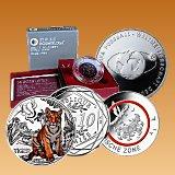 EURO - Gedenkmünzen