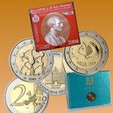 2 EUR Sondermünzen