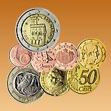 EURO - Kursmünzen