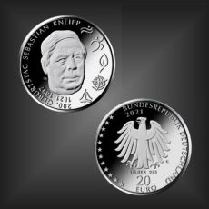 20 EURO Sebastian Kneipp BRD 2021