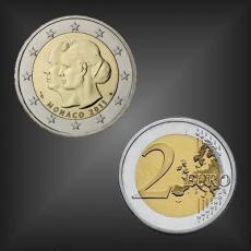 2 EURO Hochzeit Monaco 2011