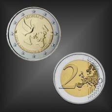 2 EURO 20 Jahre UN - Mitglied Monaco 2013
