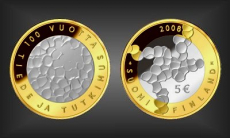 5 EURO Wissenschaft Finnland 2008