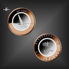 10 EURO Polymer An Land BRD 2020 -G-