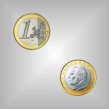 1 EURO Kursmünze Vatikan 2003