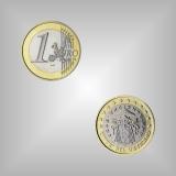 1 EURO Kursmünze Sede Vatikan 2005