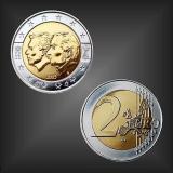 2 EURO Ökonomische Union Belgien 2005