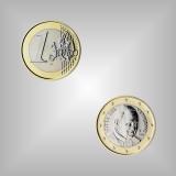 1 EURO Kursmünze Vatikan 2016