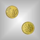10 Cent Kursmünze Vatikan 2017