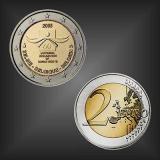 2 EURO Menschenrechte Belgien 2008