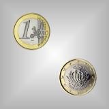 1 EURO Kursmünze San Marino 2005