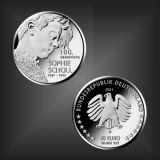 20 EURO Sophie Scholl BRD 2021