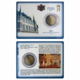 5 EURO CC Großherzoglicher Palast Luxemburg 2007