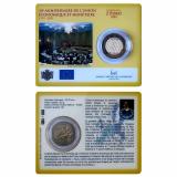 2 EURO CC 10 Jahre WWU EMU Luxemburg 2009