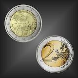 2 EURO Fete de la Musique Frankreich 2011