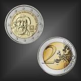 2 EURO Pierre Abbé Frankreich 2012