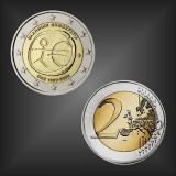 2 EURO 10 Jahre WWU Griechenland 2009