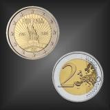 2 EURO 100 Jahre Osteraufstand Irland 2016