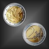2 EURO 60 Jahre UN Finnland 2005