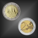 2 EURO Kulturhauptstadt Riga Lettland 2014