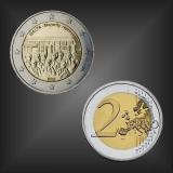 2 EURO Mehrheitswahlrecht Malta 2012