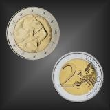 2 EURO Unabhängigkeit Malta 2014