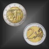 2 EURO Nationalbank Österreich 2016