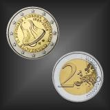 2 EURO Demokratie Slowakei 2009