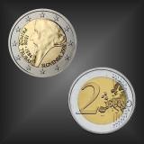 2 EURO Primoz Trubar Slowenien 2008