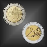 2 EURO Franc Rozman Slowenien 2011