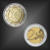 2 EURO 10 Jahre WWU Spanien 2009