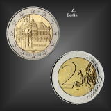 2 EURO Roland Bremen -A- BRD 2010