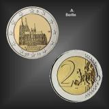 2 EURO Kölner Dom -A- BRD 2011