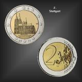 2 EURO Kölner Dom -F- BRD 2011