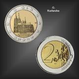 2 EURO Kölner Dom -G- BRD 2011