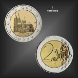 2 EURO Kölner Dom -J- BRD 2011