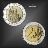 2 EURO Neuschwanstein -D- BRD 2012