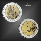 2 EURO Neuschwanstein -J- BRD 2012