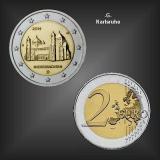 2 EURO Michaeliskirche -G- BRD 2014