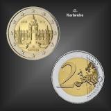 2 EURO Dresdner Zwinger -G- BRD 2016