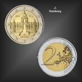 2 EURO Dresdner Zwinger -J- BRD 2016