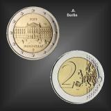 2 EURO Bundesrat Berlin -A- BRD 2019