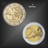 2 EURO 30 Jahre Mauerfall -D- BRD 2019