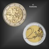 2 EURO 30 Jahre Mauerfall -G- BRD 2019