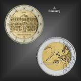2 EURO Schloss Sanssouci -J- BRD 2020