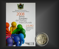 2 EURO Interkultureller Dialog San Marino 2008