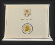2 EURO Peter u. Paulus Vatikan 2017
