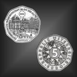 5 EURO EU - Präsidentschaft Österreich 2006