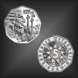 5 EURO Joseph Haydn Österreich 2009