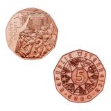 5 EURO Neujahrskonzert Österreich 2015